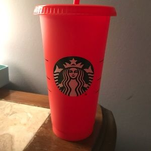 Starbucks Color Changing Tumbler!! BRAND NEW!